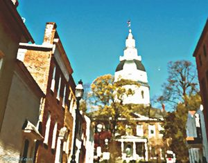 Maryland State Capitol - Refuged