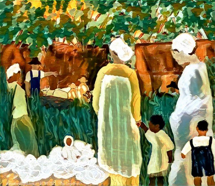 The Laundress - Refuged