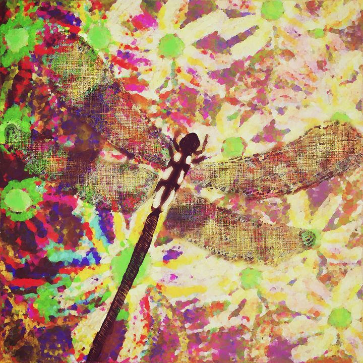 Untitled Dragonfly - Refuged