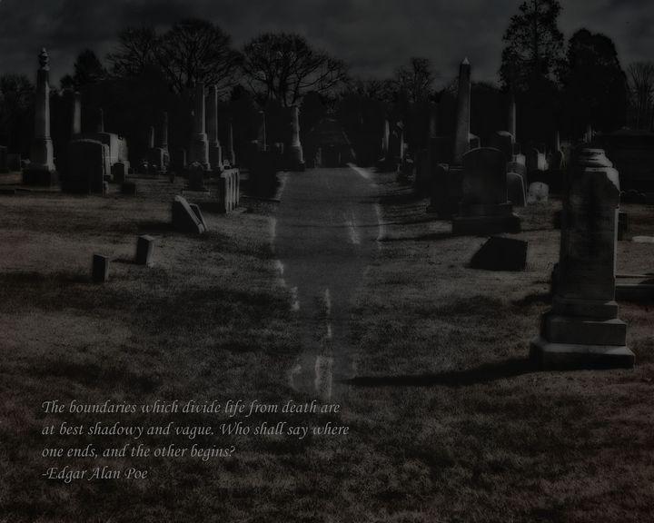 Poe On Death - johnny-3