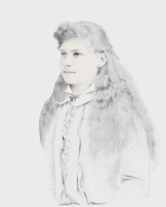 Annie Oakley - johnny-3