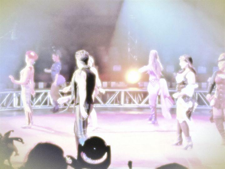 Circus Performers - Strange World