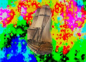 Sailing an abstract sea of dreams