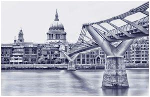 Millenium Bridge & St Pauls