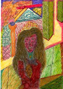 artist woman