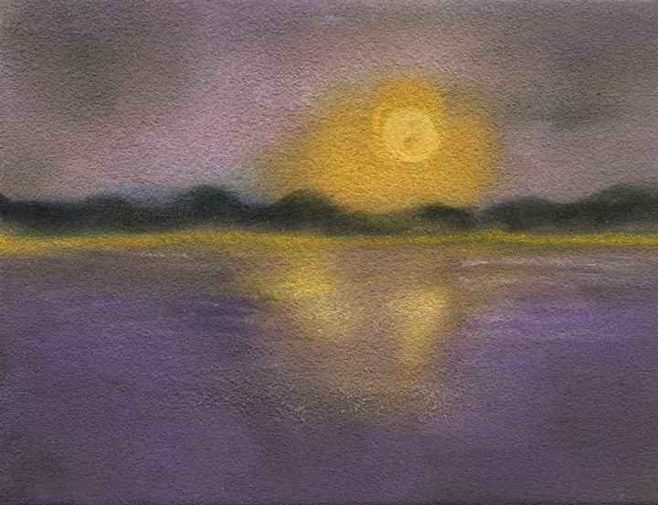 Lavender Moon - Kara English