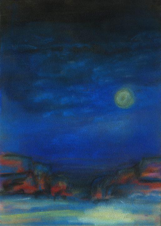 Moonbeach Romance - Kara English