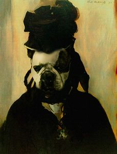Berta Porcelet by Pas Manet - Kara English
