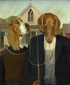 Dogwood's Farm Hounds - Kara English