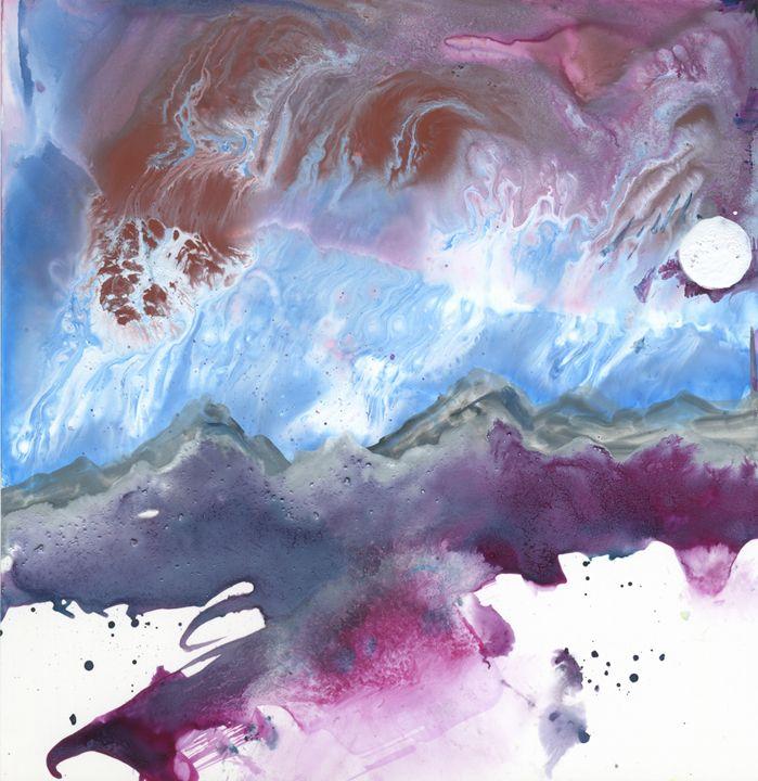 White Sands Moon Light - Kara English