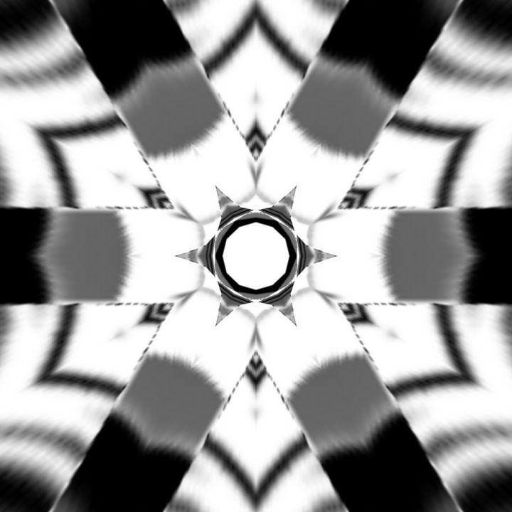 White Shock - Illuministic Art