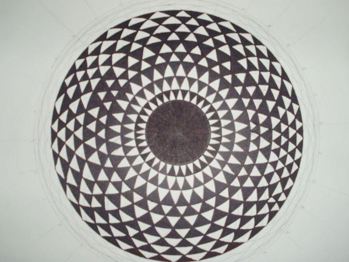 geometric eye - nathan