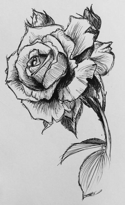 Simple Rose - Megan Cole