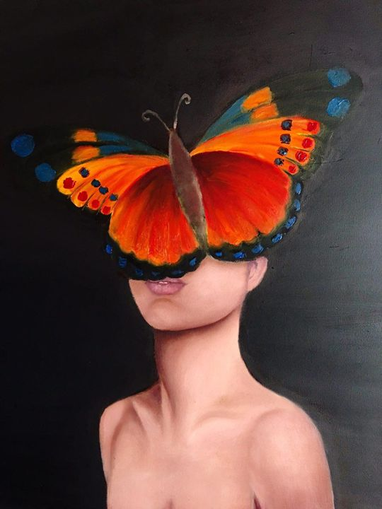the butterfly - Tannaz