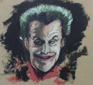 Joker Pasto Painting