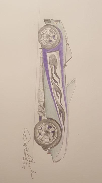 Concept Car - DavidMG