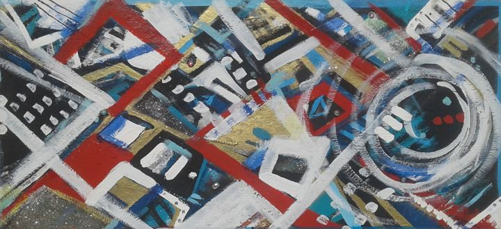 Checkered matte - Artworks to be felt