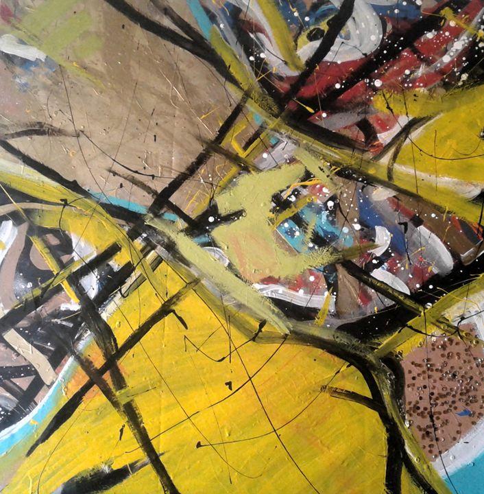 Honey glaze - Artworks to be felt