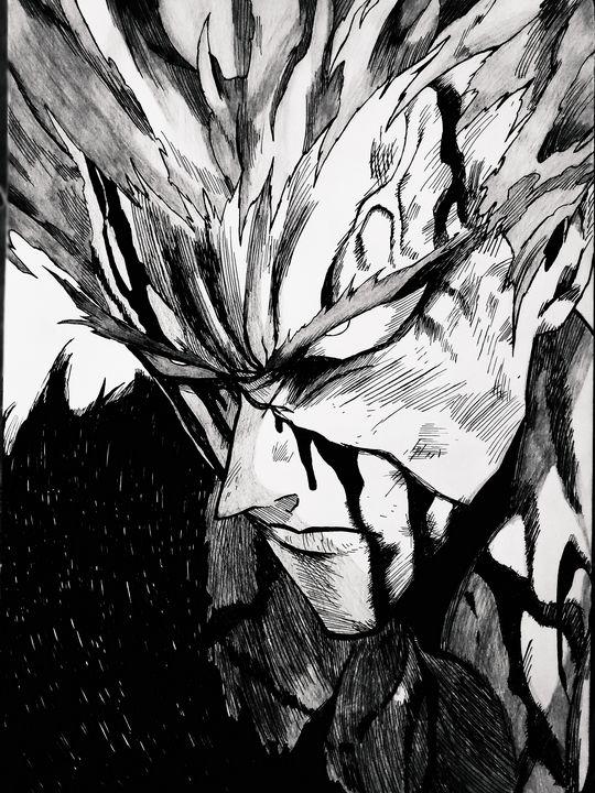 Garou from one punch man season 2 - artified__15