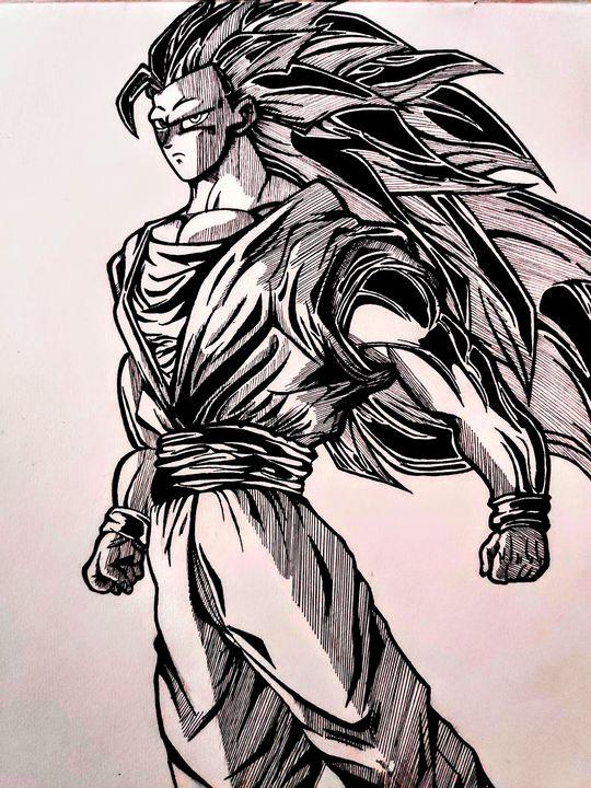 Goku - artified__15