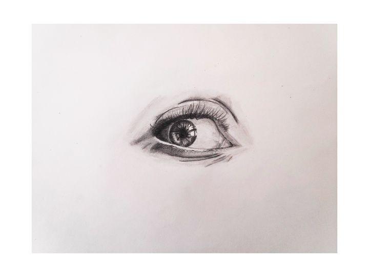 Eye sketch - artified__15