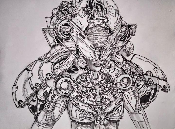 Cyborg - artified__15