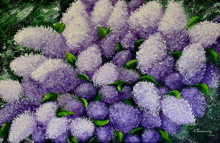 Lilacs - Mariya Tumanova
