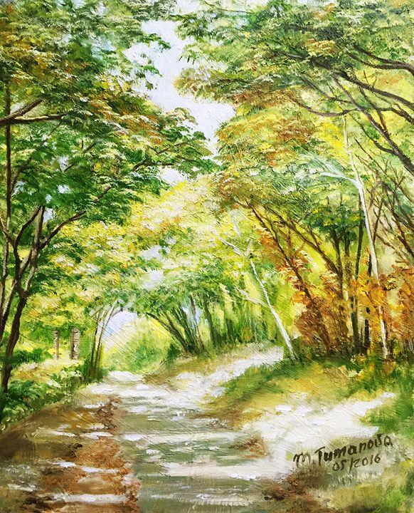 Happy Morning - Mariya Tumanova
