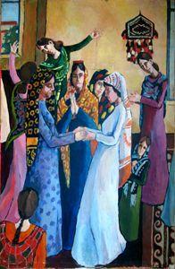 Turkmen Wedding