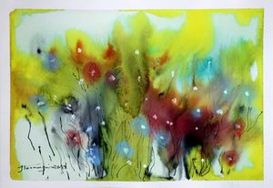 Abstract Flowers 1