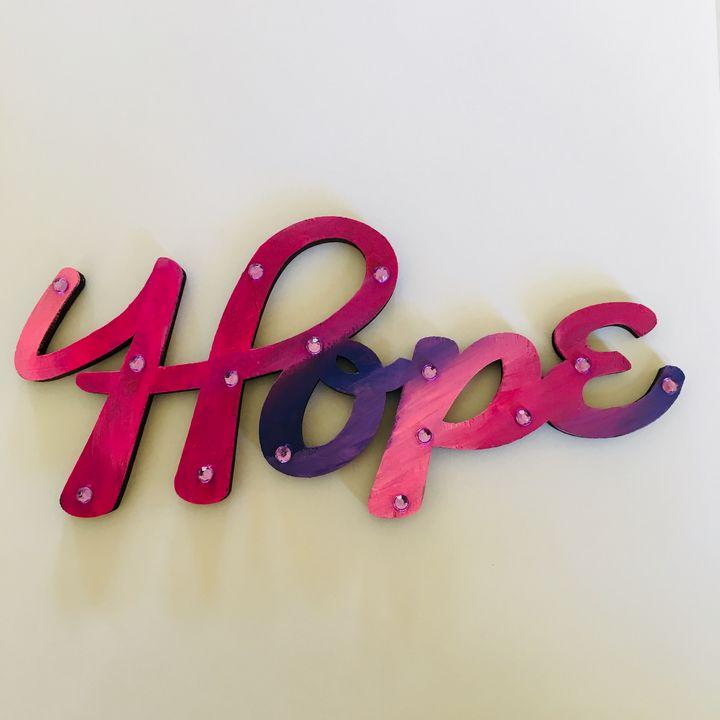Hope is Key! - Butterflies11