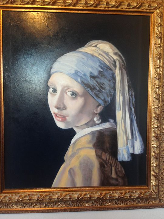The Girl with Pearl Earring - Fiordaliso