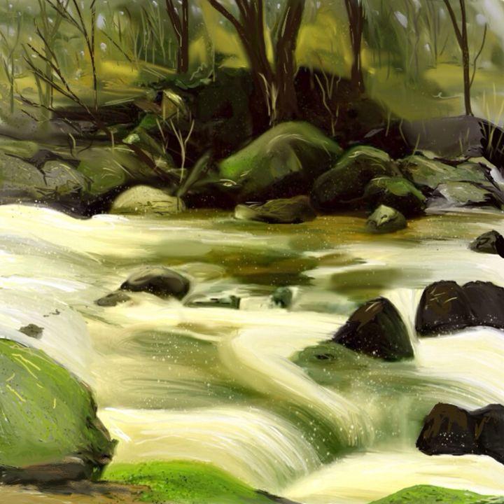 Dartmoor River England - KJHART