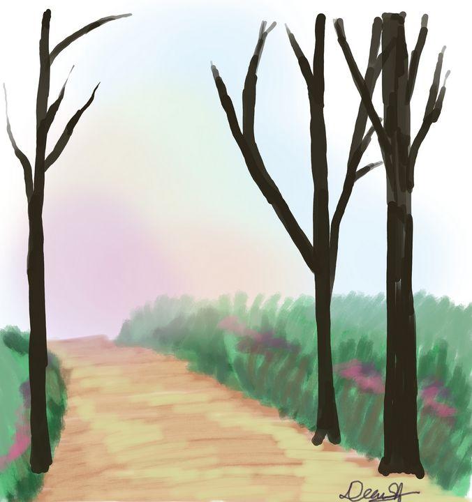 The Path of Wonder - Deame Hua