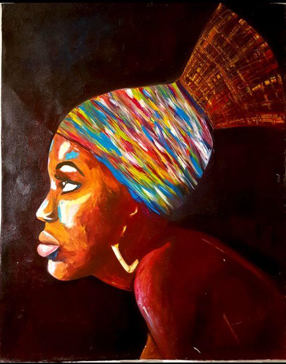 African Aboriginal - Venezuelan Artists