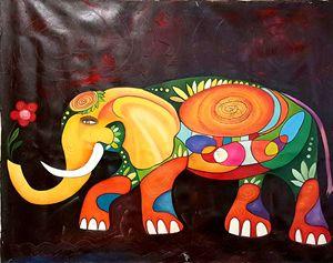 HINDU ELEPHANT