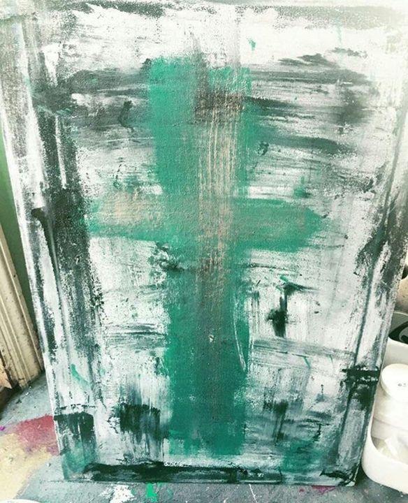 Teal Cross - MyPrivateLife