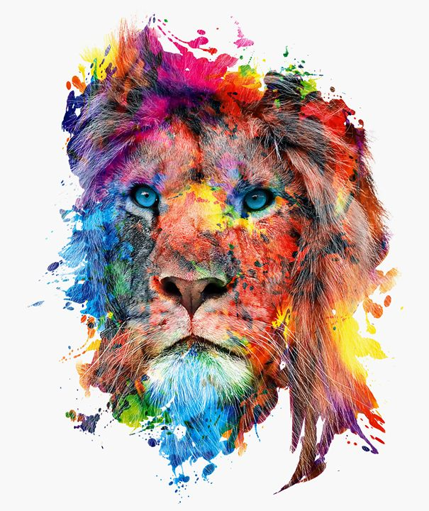 Lion - Riza Peker