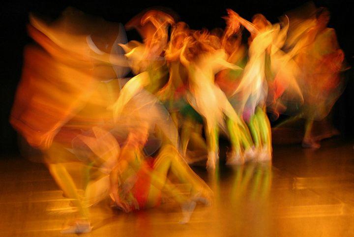 DANCERS - JEAN-JACQUES MASSOU