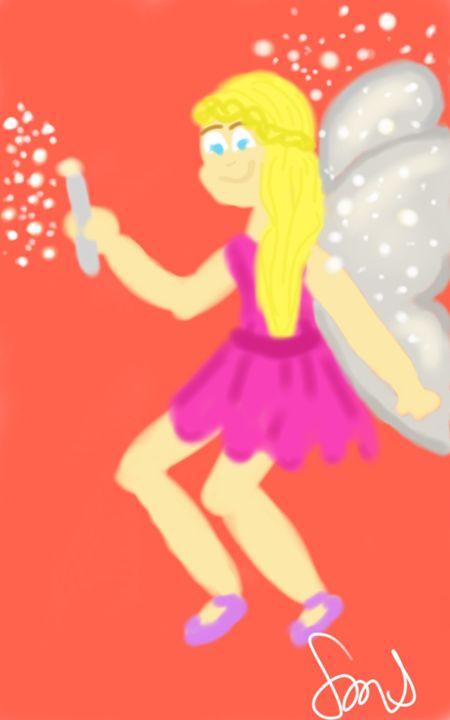 Fairy sparkles - Shantel Smith
