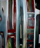 Original signed Acrylis painting
