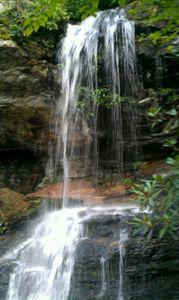 Hanging Water