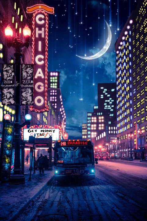 Chicago - Emi G