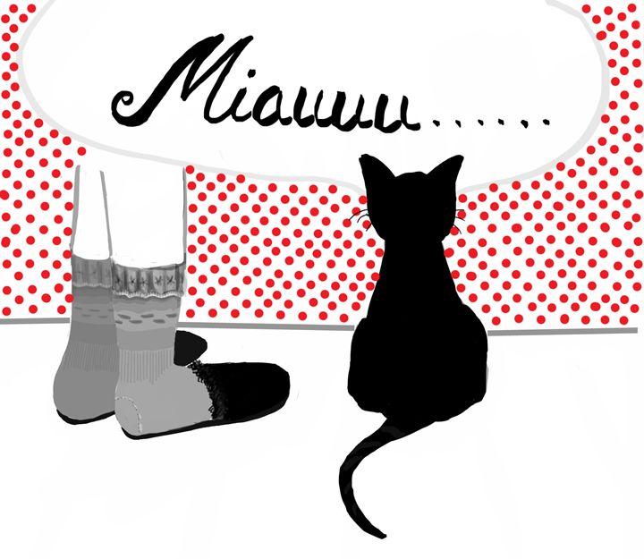 Daily Meows - Maria