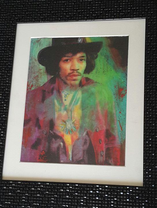 Hendrix - Artbyboo