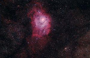 Lagoon Nebula M8