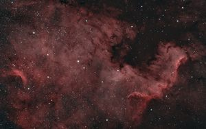 North America Nebula NGC 7000