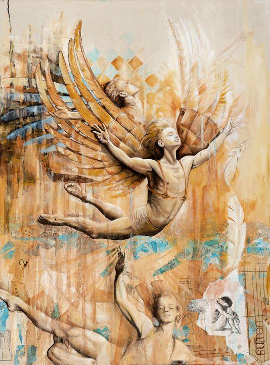 Icarus - Button