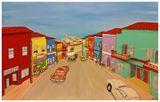 24 x 36 acrylic painting