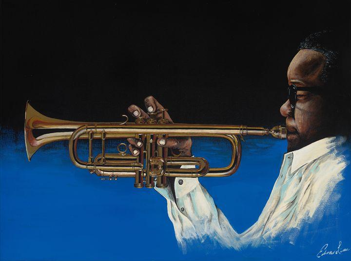 Trumpet Man - Edson S. Lima